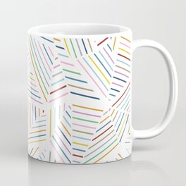 Ab Linear Rainbowz Coffee Mug
