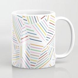 Ab Linear Rainbowz Coffee Mug
