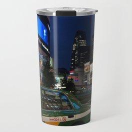 Night time Shinjuku 1 Travel Mug