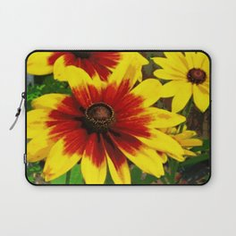 Flower | Flowers | Gaillardia Flower Garden | Nature Laptop Sleeve