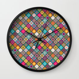 Mini Madalas Wall Clock