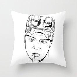 Dan Aykroyd - Ghostbusters Throw Pillow