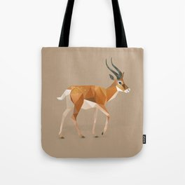 Gazelle. Tote Bag