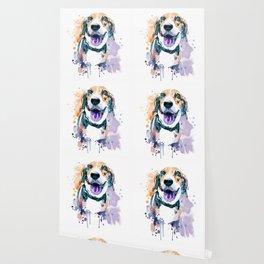 Sweet Beagle Wallpaper