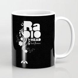 Radiohead song - Last flowers illustration white Coffee Mug