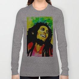Bob / Marley - Sun is Shining Long Sleeve T-shirt