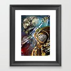 SW#39 Framed Art Print