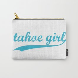 Team Tahoe Blue Carry-All Pouch