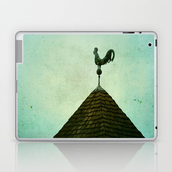 Colonial Rooster Laptop & iPad Skin