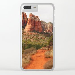 Sedona Clear iPhone Case