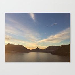 Hout Bay II Canvas Print