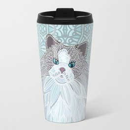 Aurora - Ragdoll Travel Mug