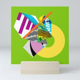 Blind Spot Mini Art Print