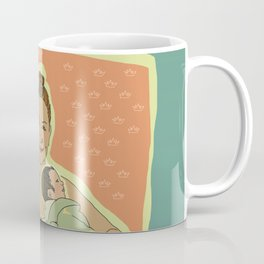 Mother with Twins Coffee Mug