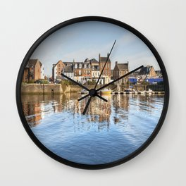 Ayr Mooring Wall Clock