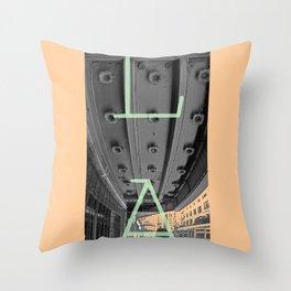 LA THEATRE 2 Throw Pillow