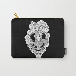 calavera lady Carry-All Pouch