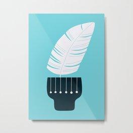 Musa Metal Print