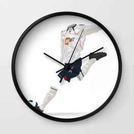BWFC 2010-11 Wall Clock