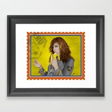 Mac Gie Framed Art Print