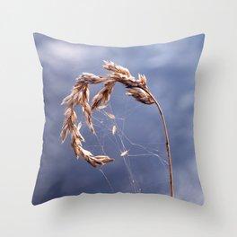 Spikelet Throw Pillow