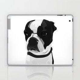 Tucker the Boston Terrier Laptop & iPad Skin