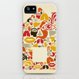 Body the house iPhone Case