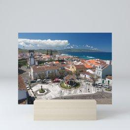 Ribeira Grande, Azores Mini Art Print