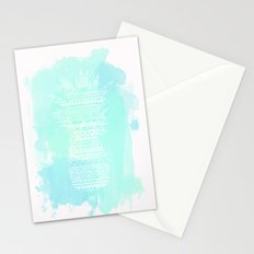 Watercolor Paradise  Stationery Cards