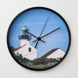 Old Point Loma Lighthouse Wall Clock