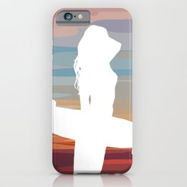 Summer Skate iPhone Case
