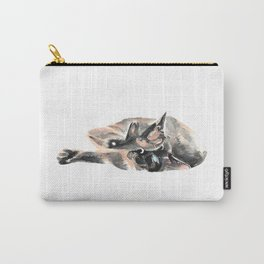 Siamese will cut you. Carry-All Pouch