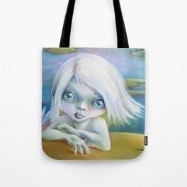 Z imagination Monet's Muse, Melete Tote Bag