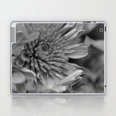 Blooming B&W Laptop & iPad Skin