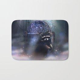 Raccoon Spirit Bath Mat