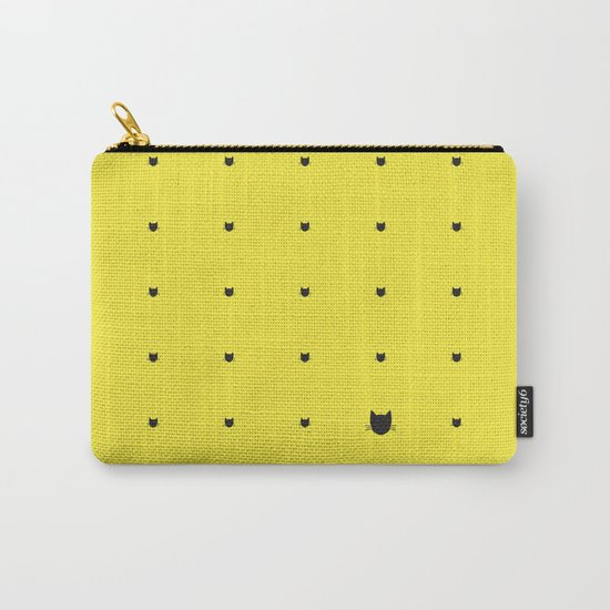Cat Pattern 05 Carry-All Pouch