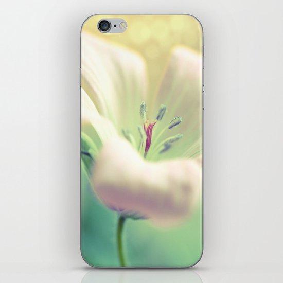 Pale Rapture iPhone & iPod Skin