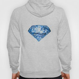 Blue Diamond Hoody