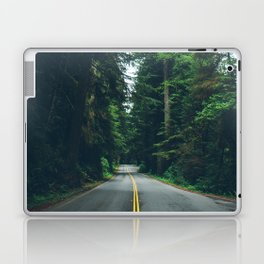 Redwoods Laptop & iPad Skin