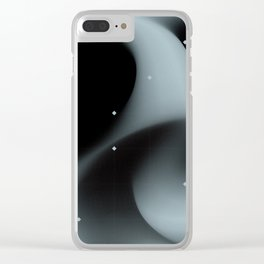 TATAKAI Clear iPhone Case