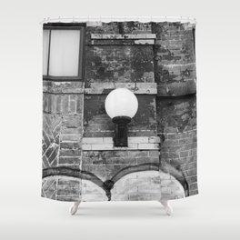 East Village Streets V Shower Curtain
