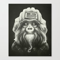 Commander Canvas Print