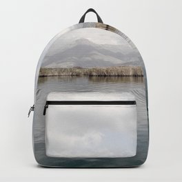 Lake Of Tranquility Backpack