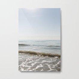 tybee island, georgia i Metal Print