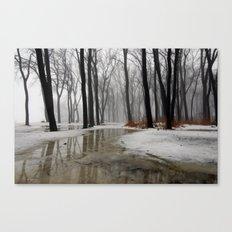 Wintermission Canvas Print