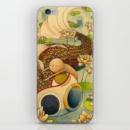 Pond iPhone Skin