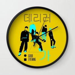 SHINee - Good Evening Wall Clock