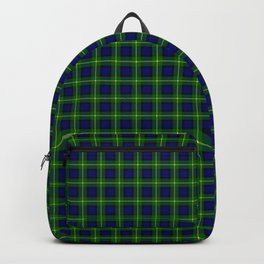 Gordon Tartan Plaid Backpack