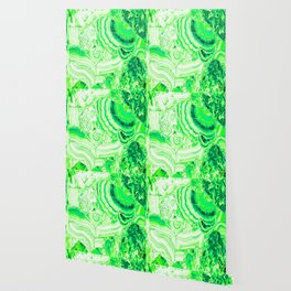 Malachite Green Wallpaper