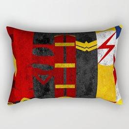 Young Justice Minimalist Rectangular Pillow